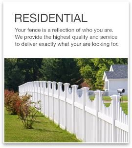 Idaho, Washington Fence, Residential & Commercial Fence ...